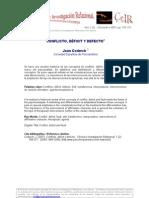 Coderch 2007 Conflicto Deficit Defecto CeIR V1N2.Desbloqueado