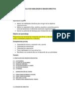 Desarrollo de Habilidades e Imagen Directivas(1)