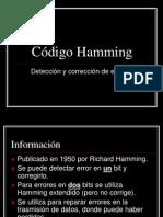 Cod i Go Hamming
