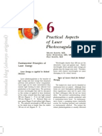 Boyd - Practical Aspects of Laser Photocoagulation - CH 6