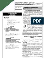 Etica e Resposabilidade Social INSS  APOSTILA 02  ADMINISTRAÇÃO 18[1]