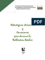 Estrategias,acciones y conexiones para animar la Biblioteca Escolar.pdf