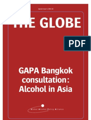 Health issue: Alcohol In Asia | Alcoholism | Alcoholic Drinks