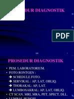 Prosedur Diagnostik