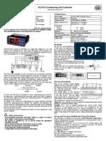 EC2-512 Condensing Unit Controller