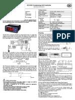 EC2-542 Condensing Unit Controller
