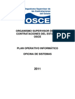 Plan Operativo Informatico 2011(1)