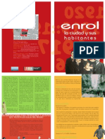 Diptic Enrol 2009