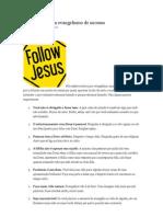 10 Dicas Para Um Evangelismo de Sucesso