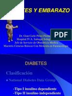 Diabetes y Embarazo Gcpf