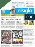 Elsiglo Maracay Domingo 30-06-2013