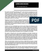 Circumcision- Pramoedya Ananda Toer.docx