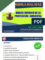 2o. MARCO JURIDICO DE LA PROTECCIÓN AMBIENTAL