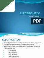 Electrolitos Na