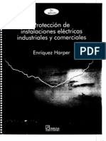 Proteccion de Instalaciones Electricas Industriales Y Comerciales