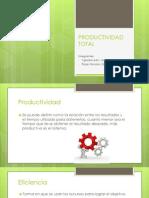 PRODUCTIVIDAD TOTAL.pptx