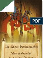 La Gran Invocación - Manual y Libro de estudio