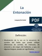 La Entonacin