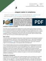 Atos en RuleArts Stappen Samen in Compliance _ Nieuws _ Computable