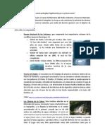 Areas Verdes Protegidas en El Salvador