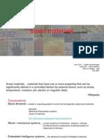 Smart Materials Powerpoint