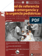 I APLS Manual de Referencia Para La Emergencia y La Urgencia