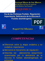 Via de Las Pentosas Carbohidratos VI 2010