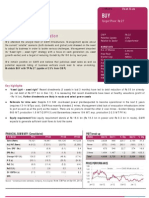 GMR Infra - Flash Note - Axis Direct - 11042013