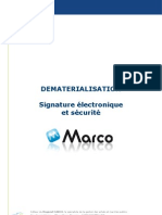 Guide Signature Electronique Et Securite
