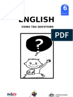 Mod 21 Using Tag Questions