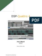 DSP Quattro UserManual
