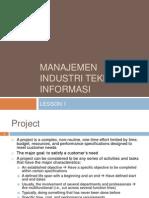 01 Project Management