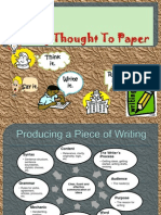 Putting Thought to Paper