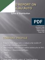 Bajaj-Auto Final Ppt