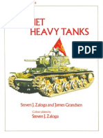 Soviet Heavy Tanks 1935 1967