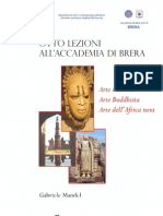 Gabriele Mandel - Otto Lezioni all'Accademia di Brera di Milano - Lezioni 5 e 6