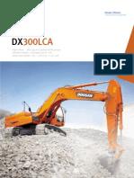 1.0- p.et1 Exavator - Dx300lca