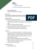 Programa de Formacao OPC