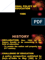 14812 National Education Policy