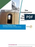 Timberless House Construction