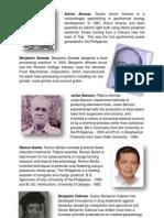 Filipino Scientist