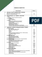 1 Sommaire Documentation
