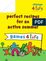 G4L Summer Recipe Leaflet