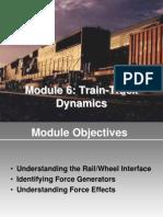 06 Train Track Dynamics June 08