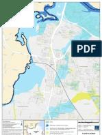 Flooding Bald Hills South Flood Flag Map