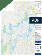 Flooding Ashgrove Flood Flag Map