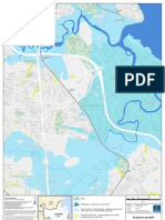 Flooding Boondall Flood Flag Map
