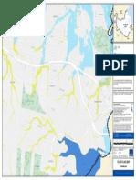 Flooding Chandler Flood Flag Map