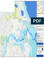 Flooding Deagon Flood Flag Map