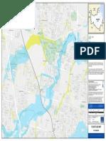 Flooding Fitzgibbon Flood Flag Map